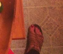 Nicole Derseweh Feet