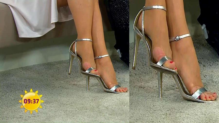 Marlene Lufen Feet
