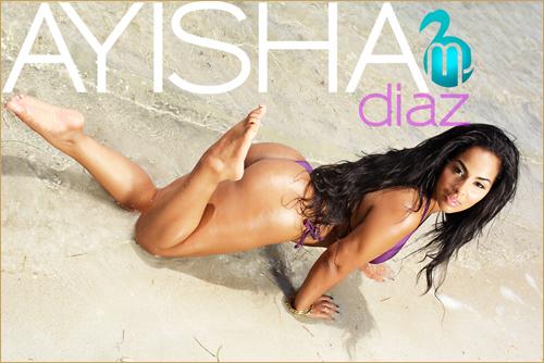 Ayisha Diaz Feet