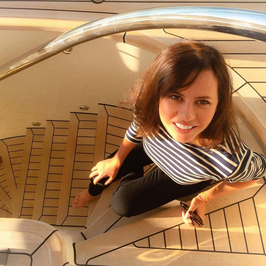 Oksana Lavrenteva Feet