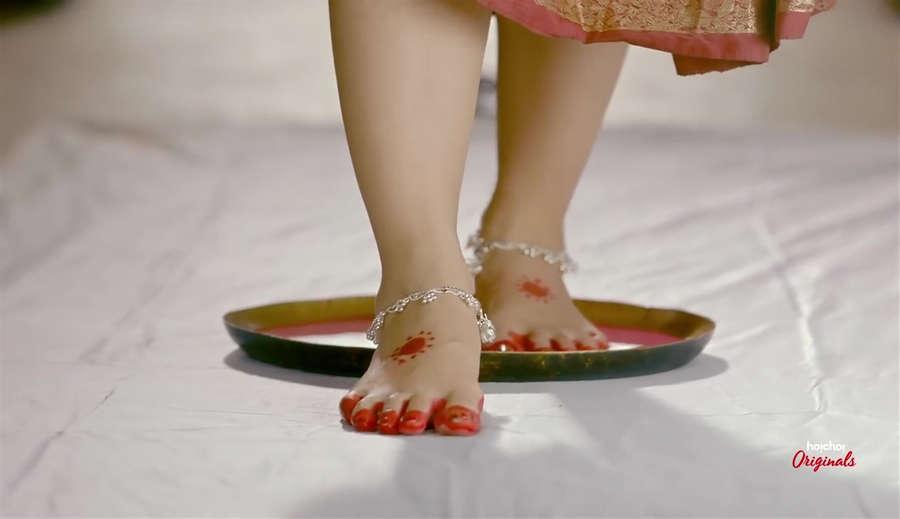 Swastika Mukherjee Feet