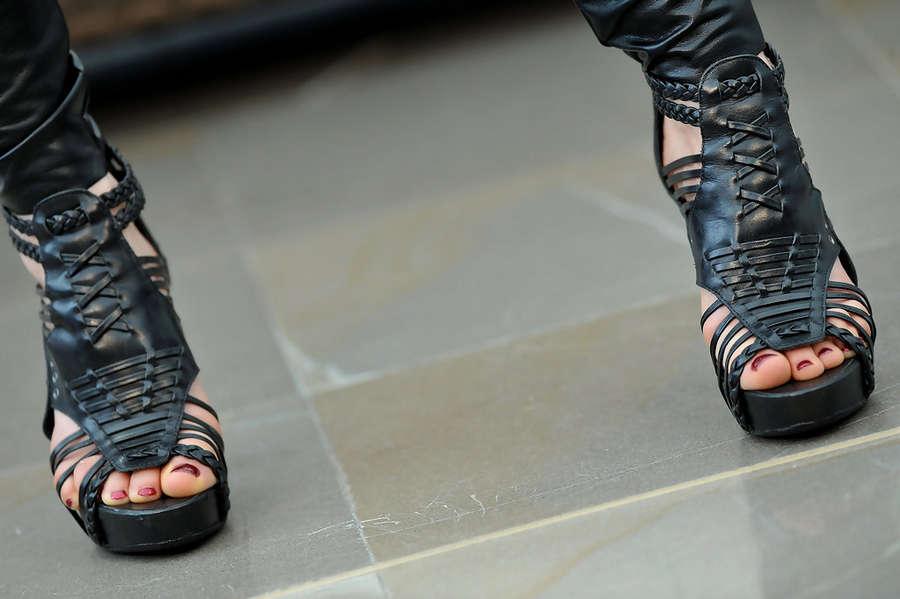 Camille Sullivan Feet