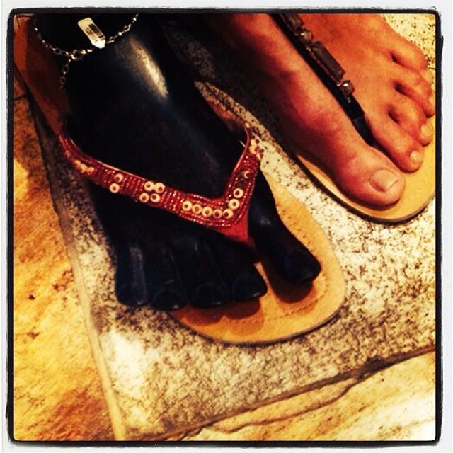 Kerstin Linnartz Feet
