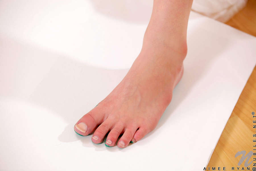 Aimee Ryan Feet