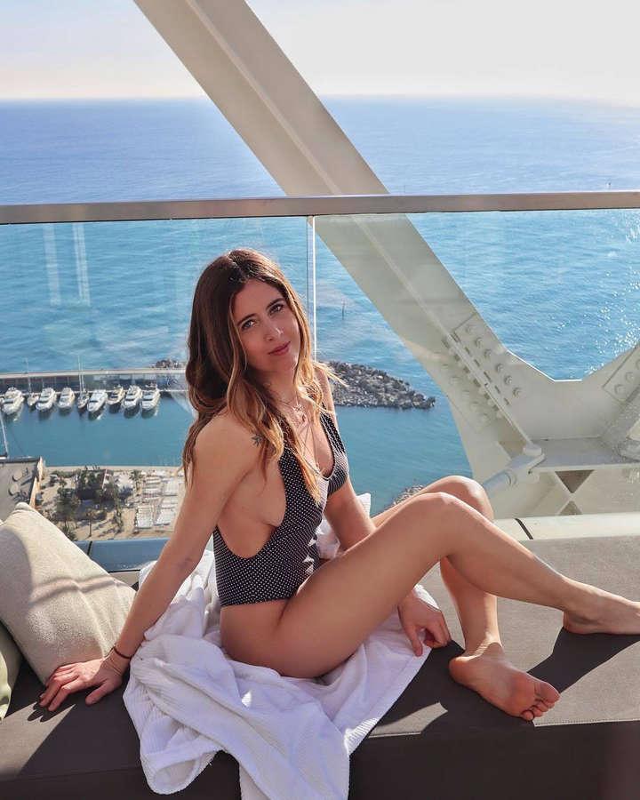 Francesca Ferragni Feet