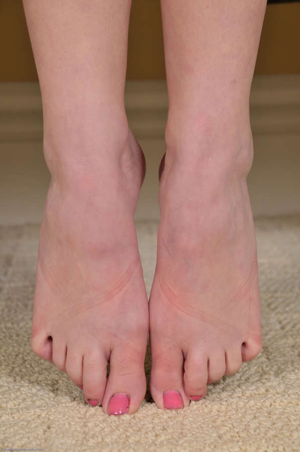 Hailey Jordan Feet