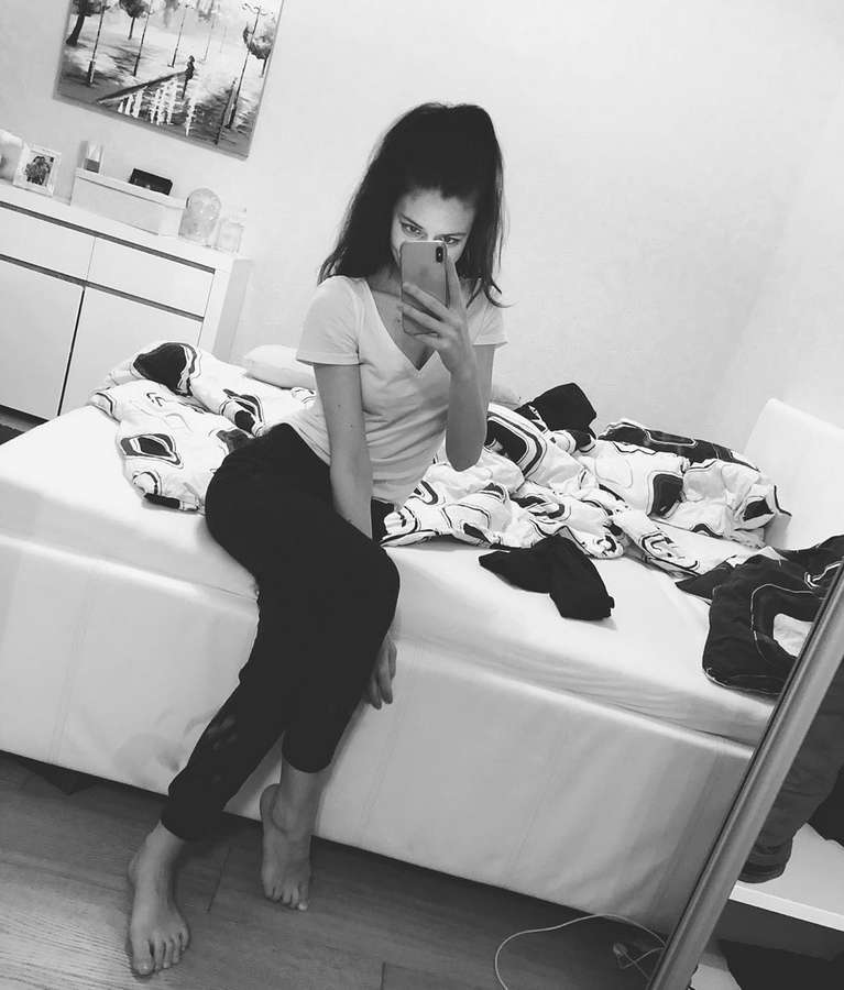 Tereza Chlebovska Feet