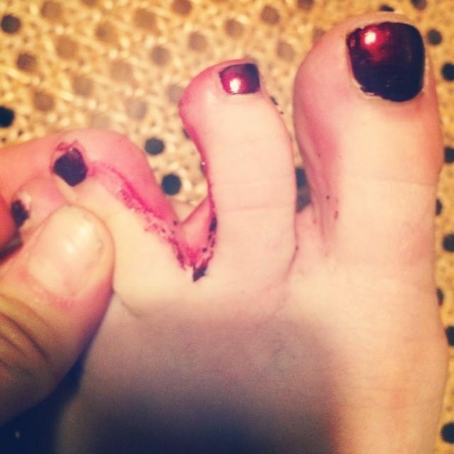 Jen Tullock Feet