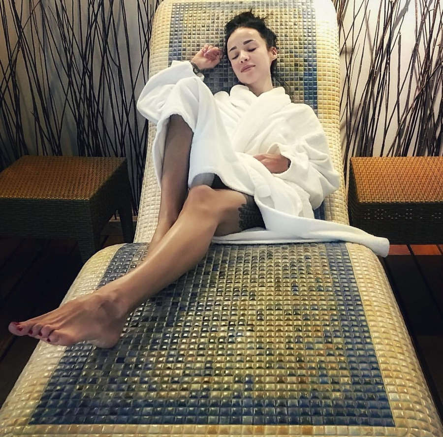 Aleksandra Kasprzyk Feet