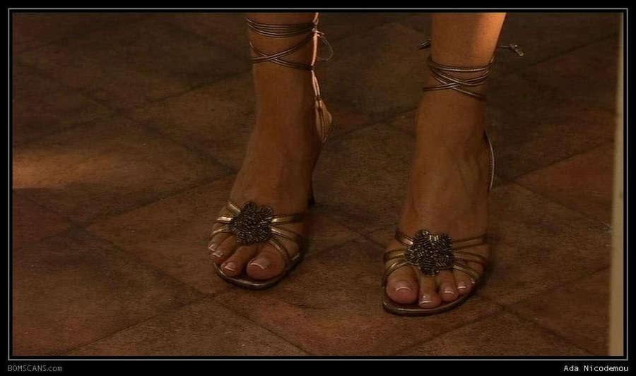 Ada Nicodemou Feet