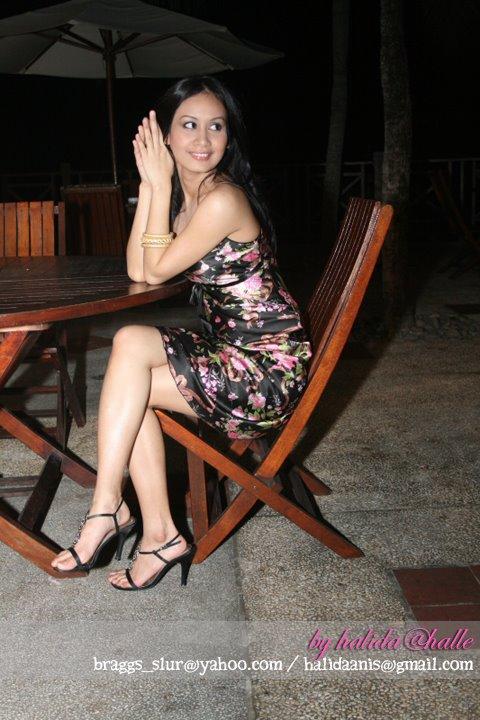 Marsha Milan Londoh Feet