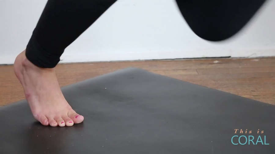 Sarah Bolen Feet