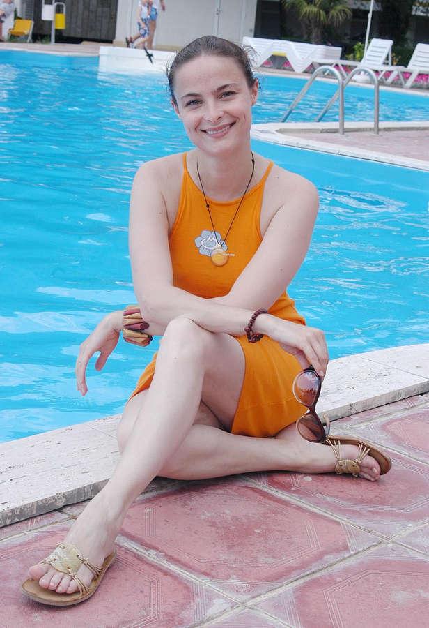 Yoanna Boukovska Feet
