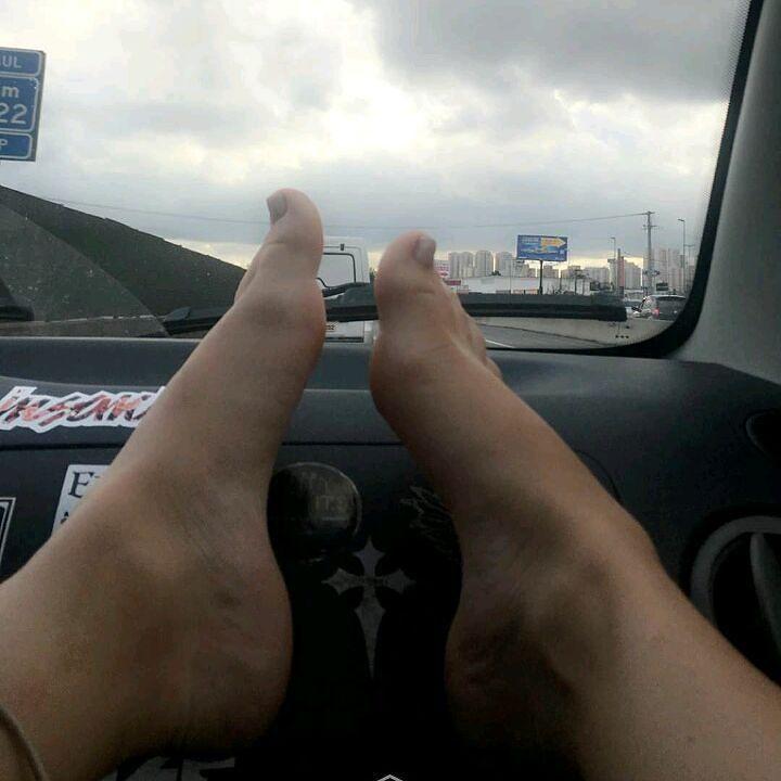 Bianca Anchieta Feet