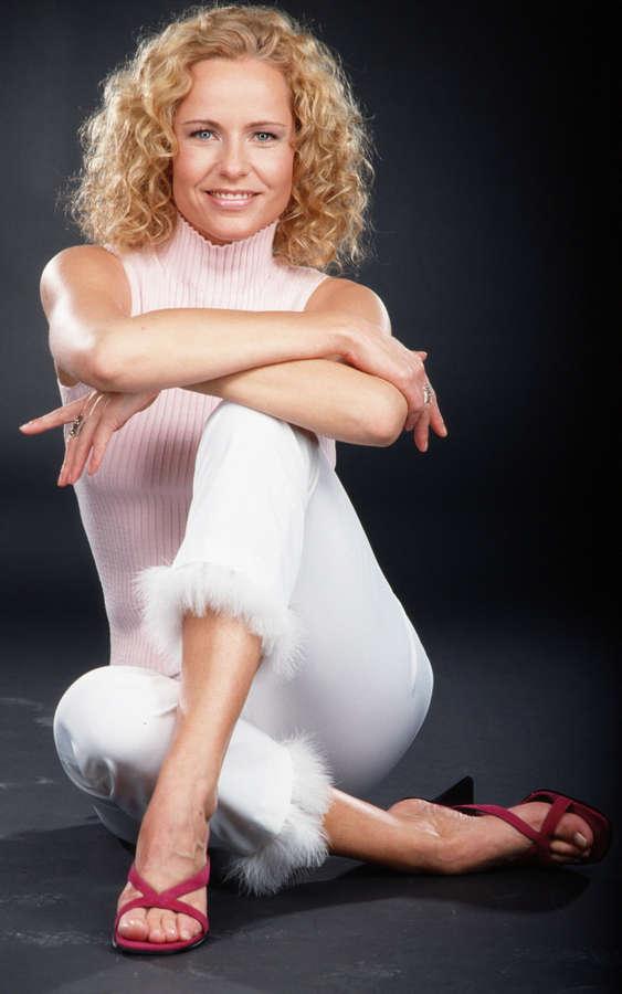 Katja Burkard Feet