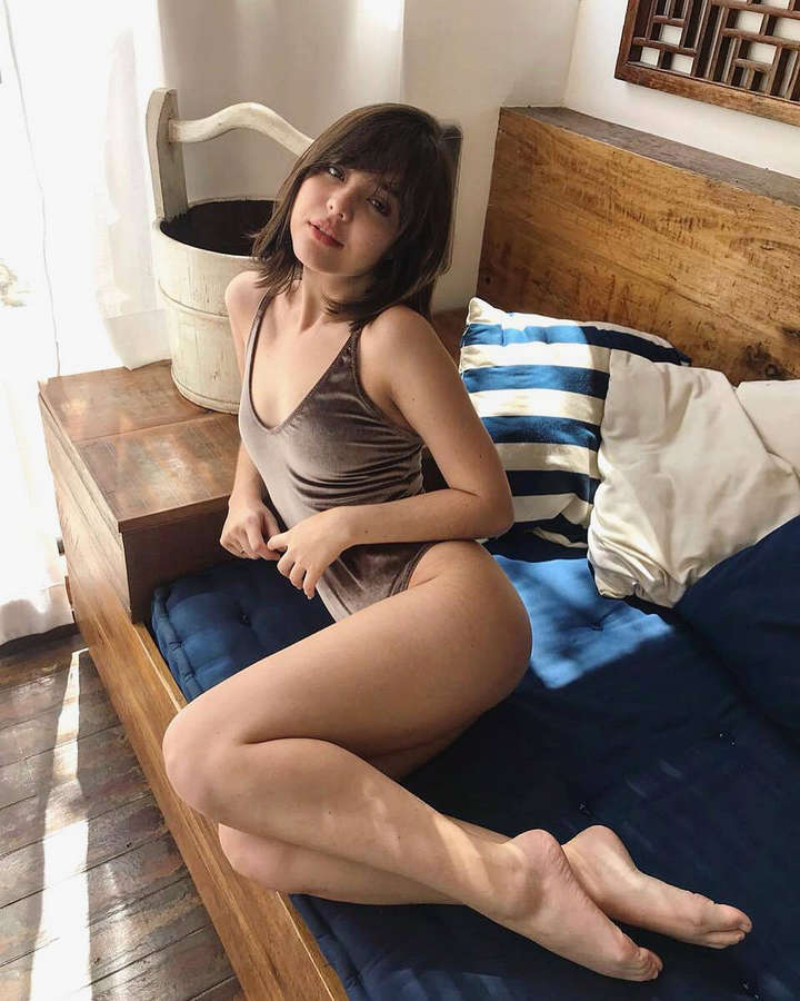 Bella Piero Feet