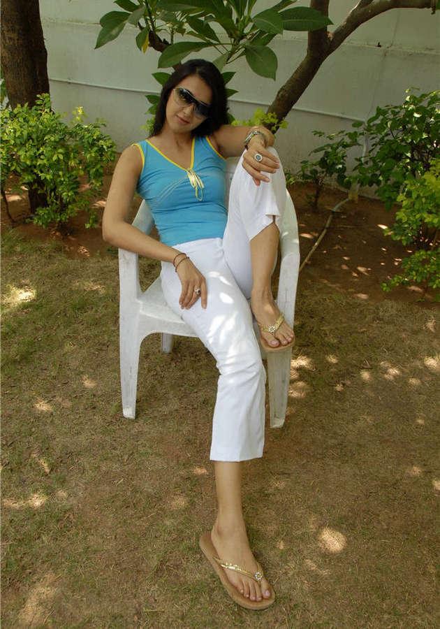 Sakshi Shivanand Feet