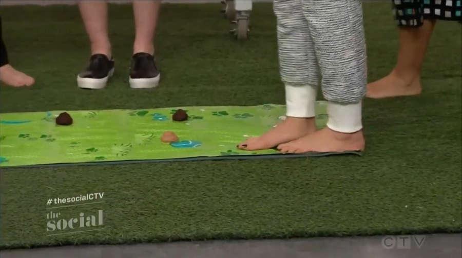 Lainey Lui Feet