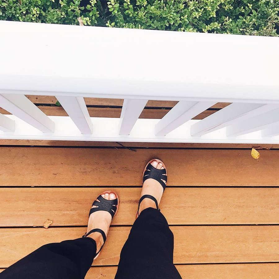 Stasha Yatchuk Feet