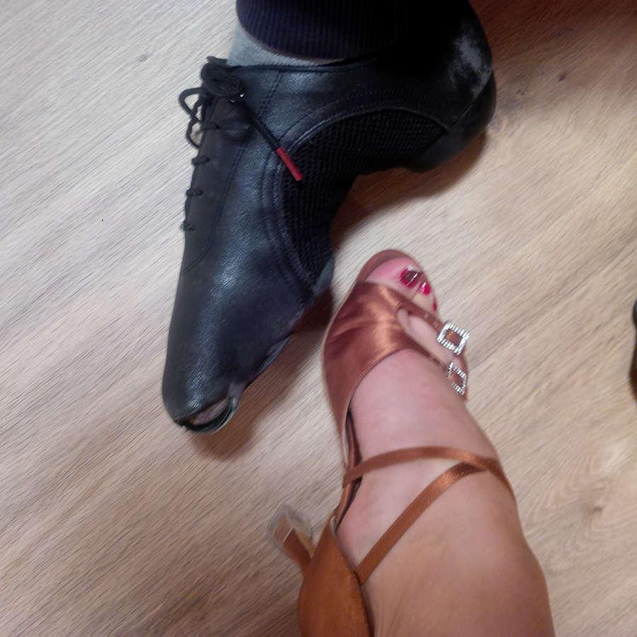 Kristyna Leichtova Feet