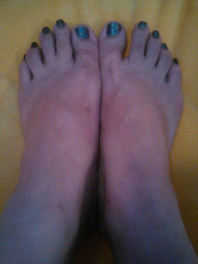 Veronica Vixen Feet