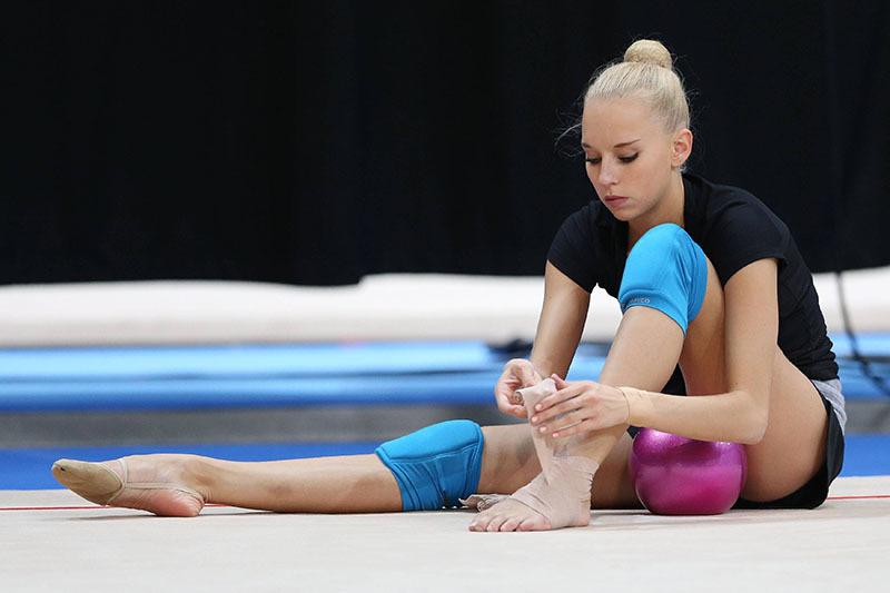 Yana Kudryavtseva Feet