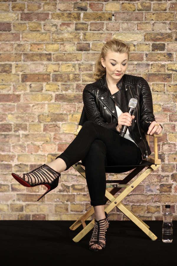 Natalie Dormer Feet
