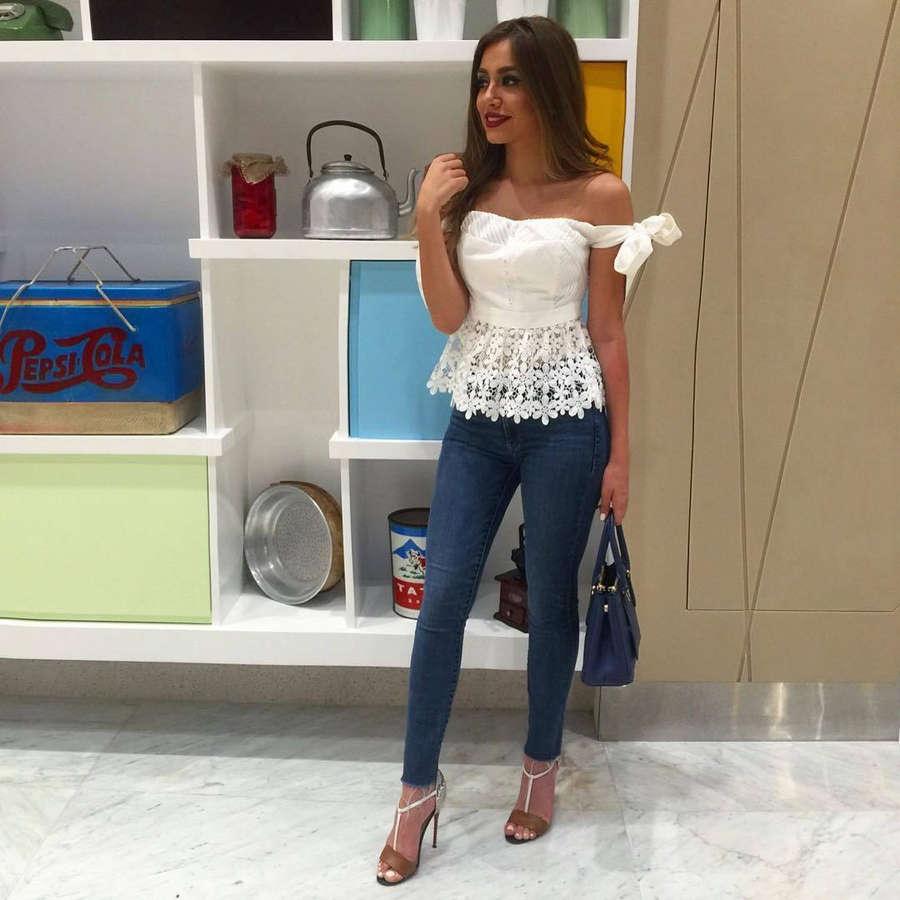 Mayada Solaiman Feet