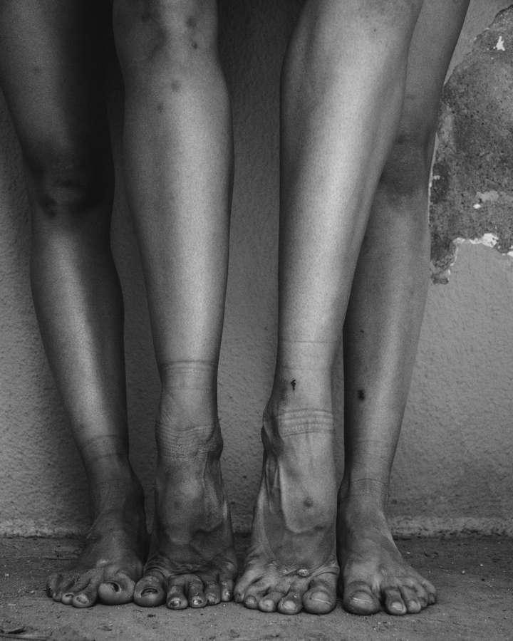 Paula Losada Feet