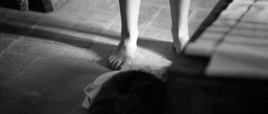 Aida Folch Feet
