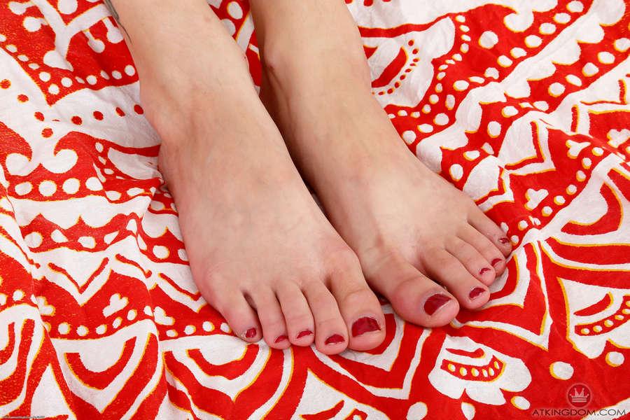 Alice Chambers Feet