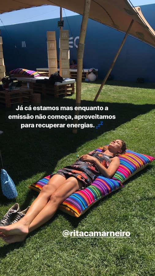 Rita Camarneiro Feet