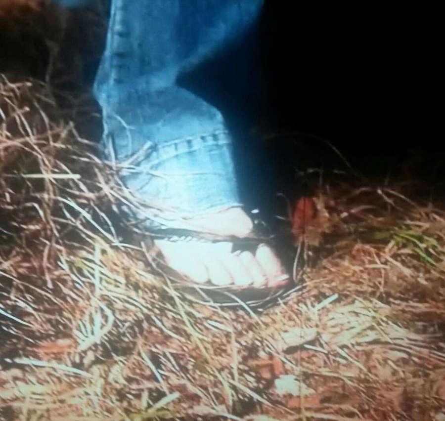 Rohnja Morrow Feet