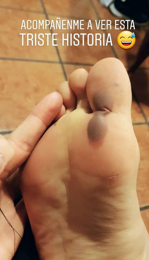 Alexa Grasso Feet