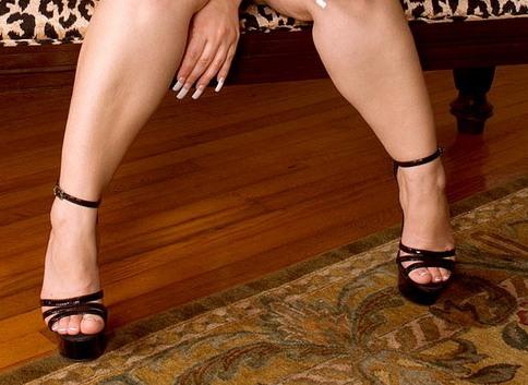 Bunny De La Cruz Feet