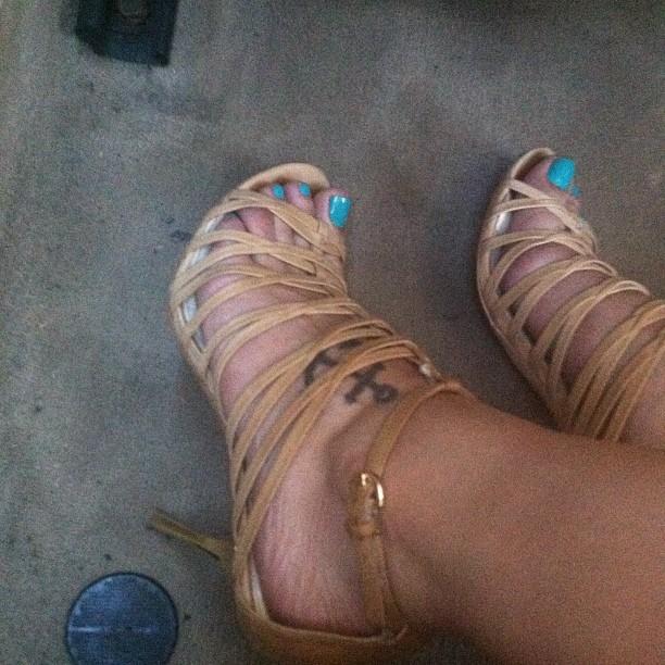 Ashley Platz Feet