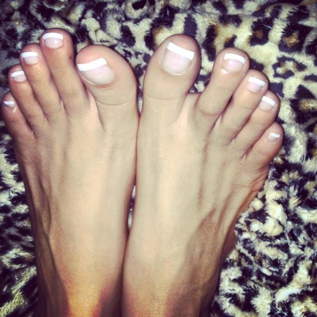 Cherry Hilson Feet