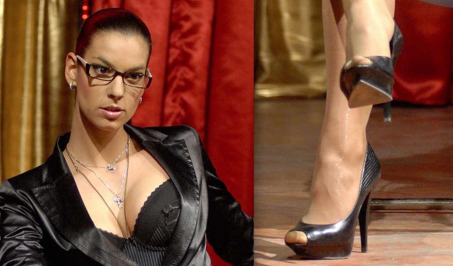 Marta Ondrackova Feet