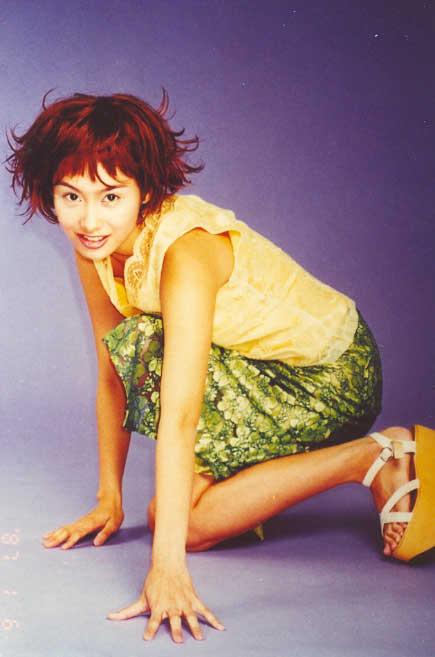 Athena Chu Feet