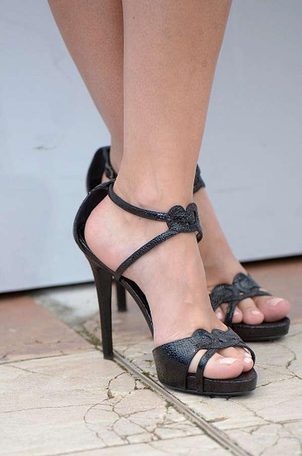 Virginie Ledoyen Feet
