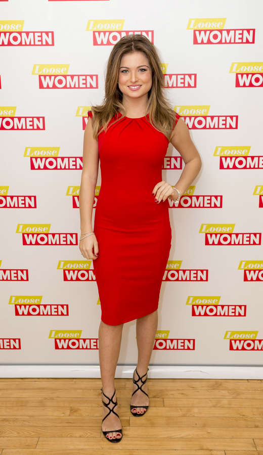 Zara Holland Feet