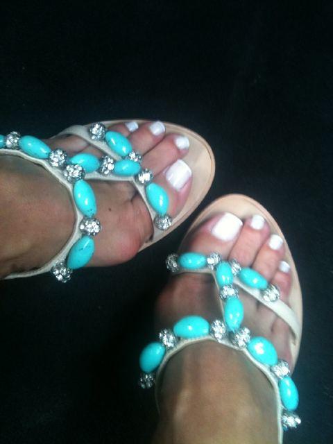 Lucero Feet