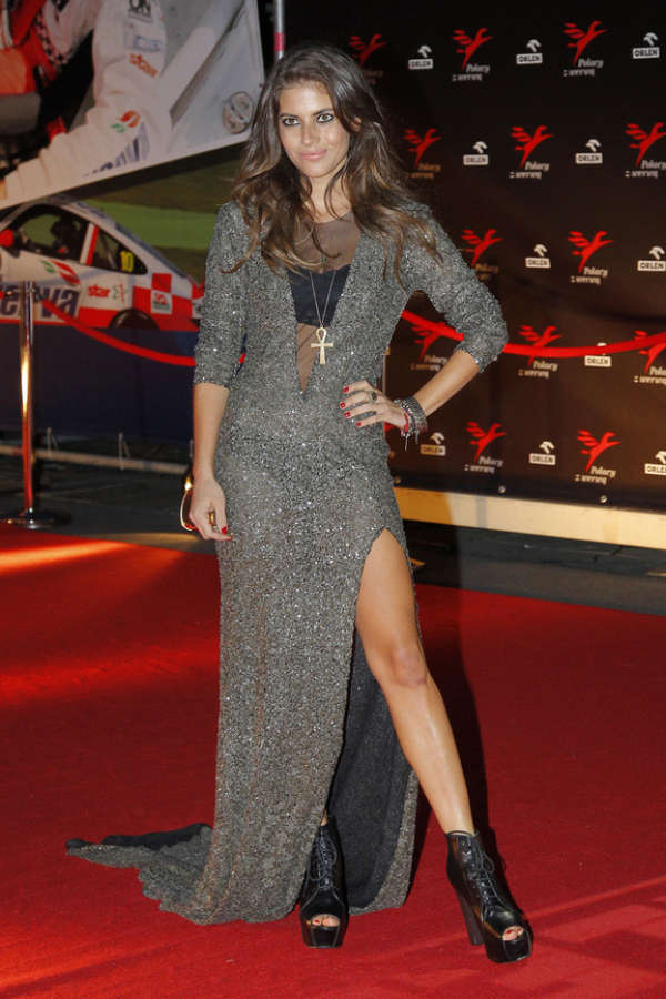 Weronika Rosati Feet