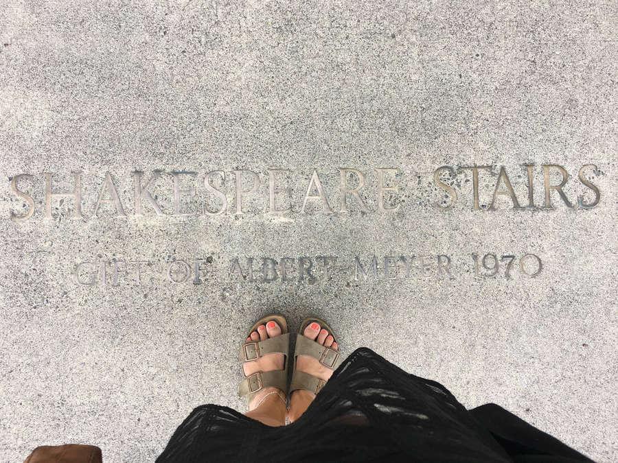 Adriana Sevahn Nichols Feet
