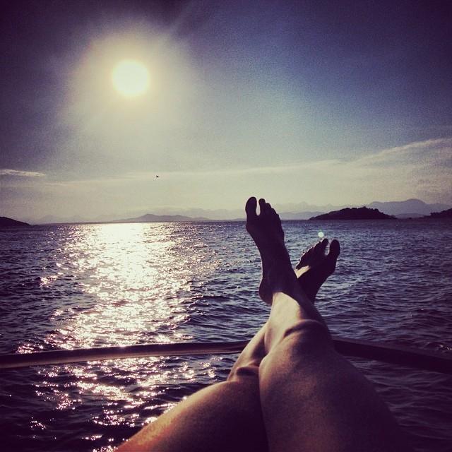 Ariadini Furtado Feet
