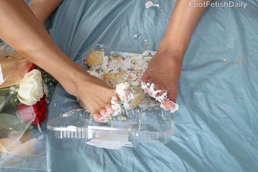 Alyssa Reece Feet