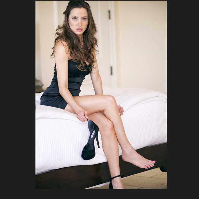 Anna Clols Feet