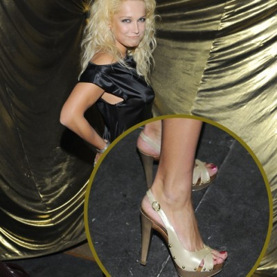 Joanna Liszowska Feet