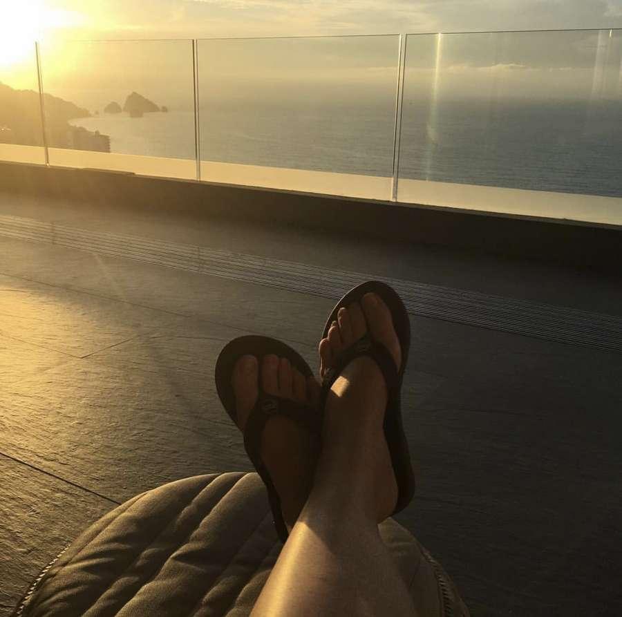 Kirsten Powers Feet