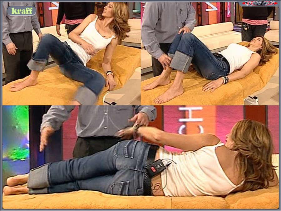 Ana Garcia Sineriz Feet